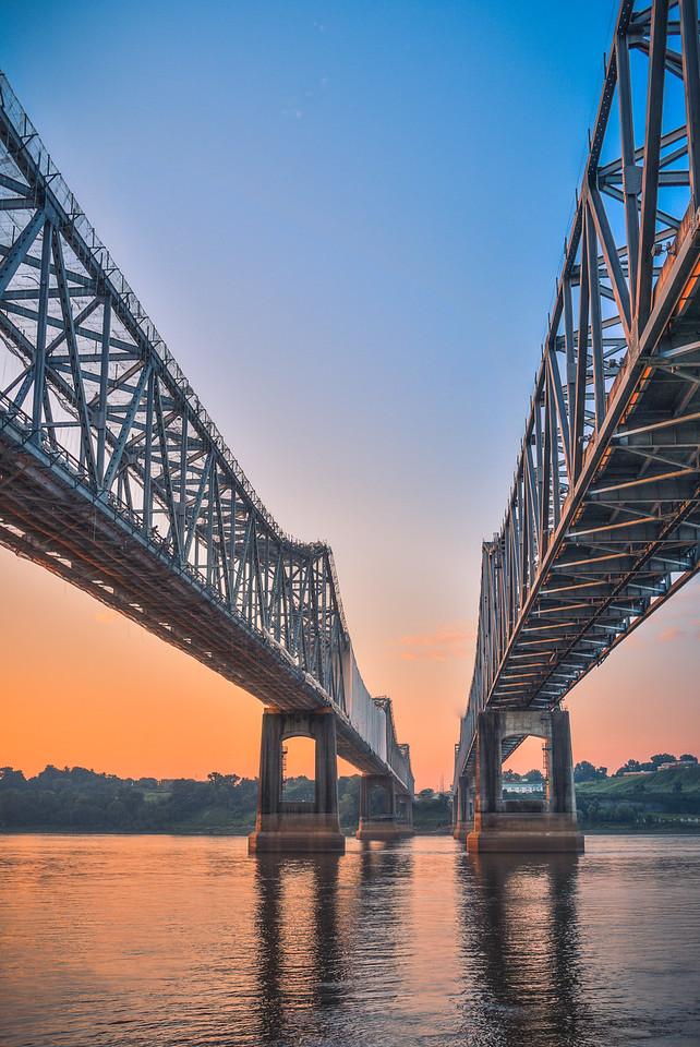 Between Two Bridges