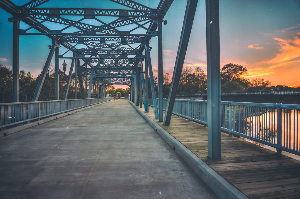 River Walk Bridge