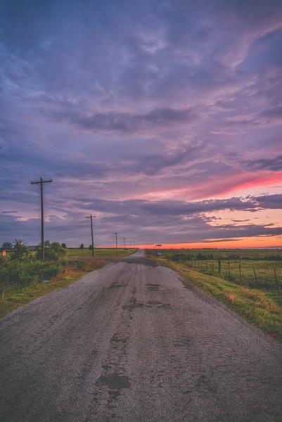 Purple Sky Road