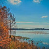Fall at Bluff Lake