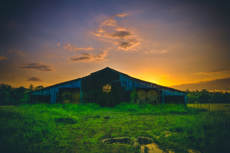 Barn Glow