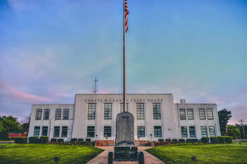 Choctaw Courthouse
