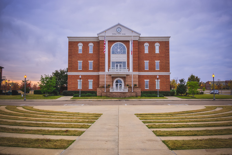 Tupelo City Hall
