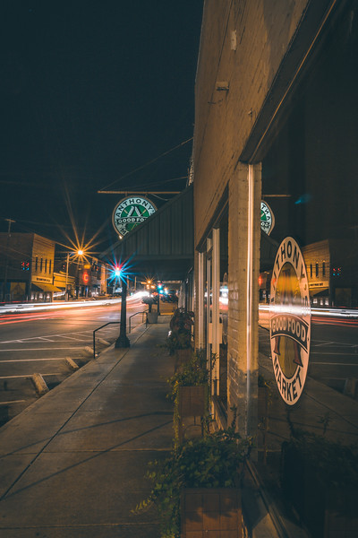 Good Food & Light Trails