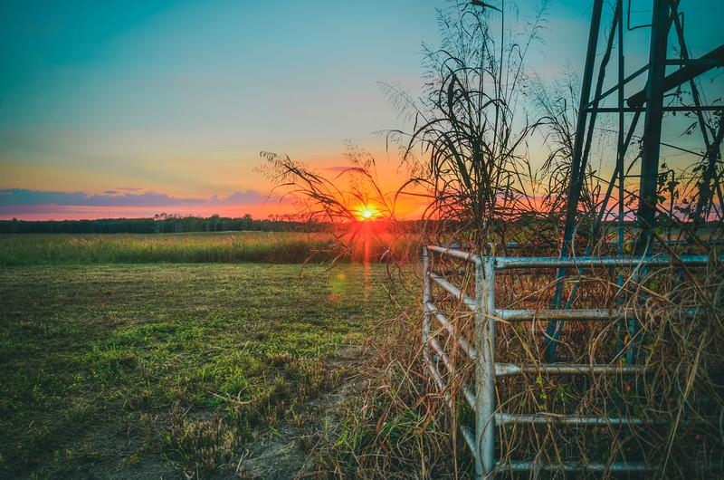 Sunset Peek