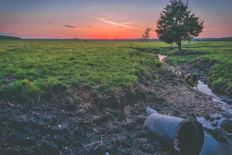 Sunset Ditch
