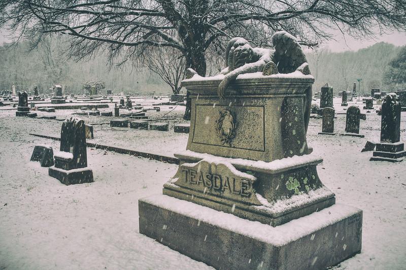 Teasdale Grave