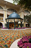 Beau Rivage casino interior in Biloxi, Mississippi, USA, America.