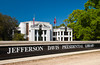 The Jeffereson Davis Presidential Library in Biloxi, Mississippi, USA, America.