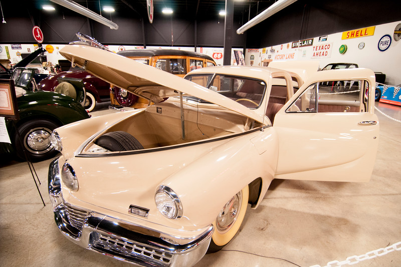 Tupelo Automotive Museum in Tupelo, Mississippi