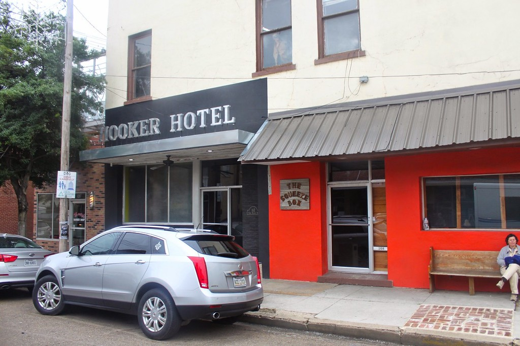 Hooker Hotel and The Squeeze Box