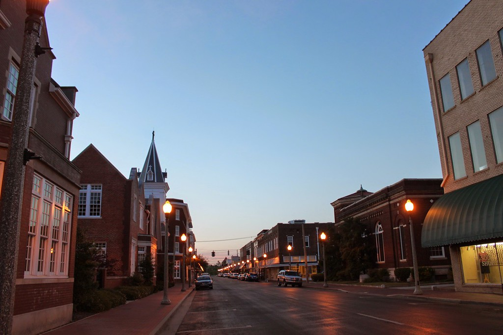 Downtown Greenwood