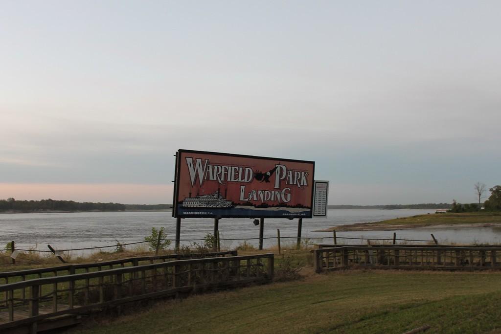 Warfield Park Landing