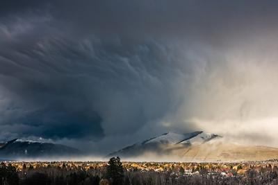 Hellgate Vortex Missoula, Montana