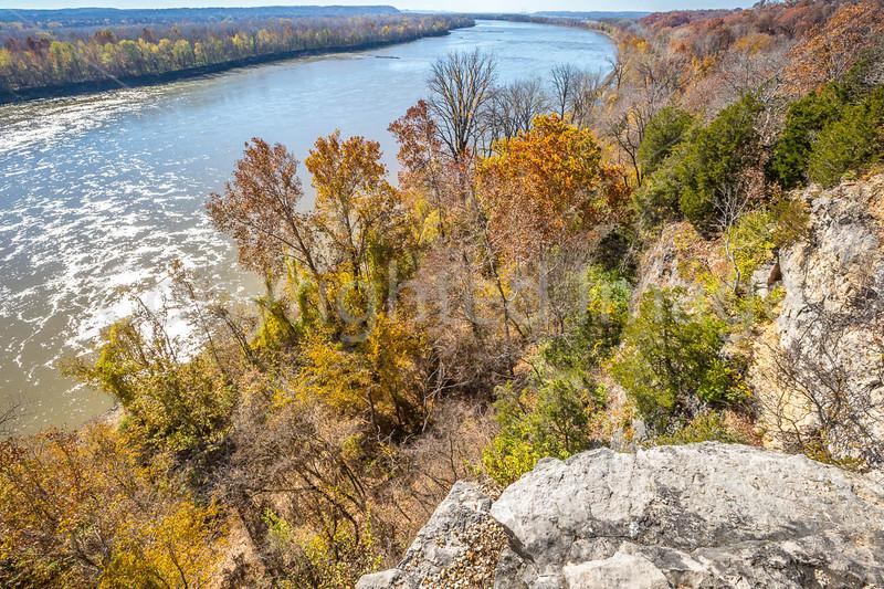 Katy Trail near Weldon Springs trailhead in Missouri - C1-0112 - 72 ppi