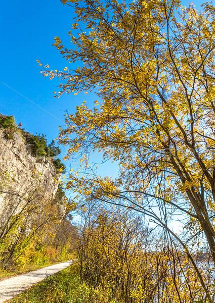 Katy Trail near Rocheport, Missouri - 11-9-13 - C1-0022 - 72 ppi