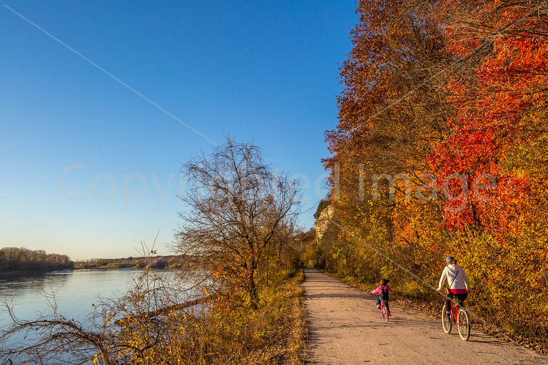 Katy Trail near Rocheport, Missouri - 11-9-13 - C2-0233 - 72 ppi