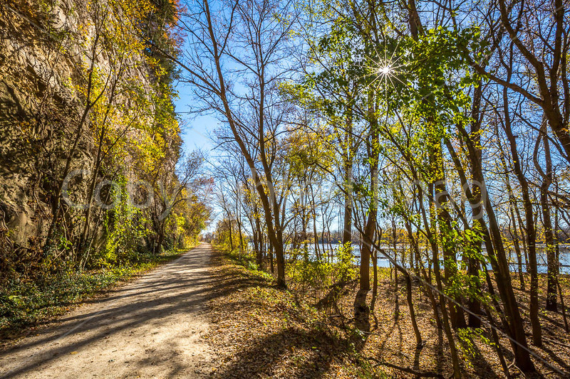 Katy Trail near Rocheport, Missouri - 11-9-13 - C1-0004 - 72 ppi