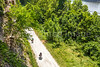 Touring cyclist(s) on Missouri's Katy Trail near Rocheport - C3-0021 - 72 ppi