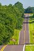 Cyclist on State Road (SR) Y near Gerald, Missouri - C4-0008 - 72 ppi - #2