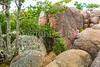 Cyclist at Missouri's Elephant Rocks State Park-0121 - 72 ppi