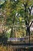 Cyclist in St  Louis, Missouri's, huge urban Forest Park - 22 - 72 ppi - 75% quality