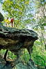 Hikers in Pickle Springs Natural Area, Missouri - 11 - 72 ppi