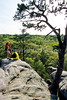 Hikers in Pickle Springs Natural Area, Missouri - 15 - 72 ppi