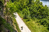 Touring cyclist(s) on Missouri's Katy Trail near Rocheport - C3-0025 - 72 ppi