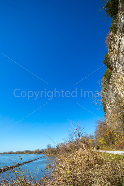 Katy Trail near Rocheport, Missouri - 11-9-13 - C1-0016 - 72 ppi