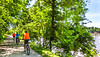 Cyclist(s) on Katy Trail, Rocheport to MKT turnoff for Columbia - C2-A-0291 - 72 ppi-3