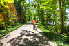 Cyclist(s) on Katy Trail, Rocheport to MKT turnoff for Columbia - C2-A-0285 - 72 ppi