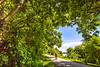 Cyclist(s) on Katy Trail, Rocheport to MKT turnoff for Columbia - C2-B-0044 - 72 ppi