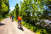 Cyclist(s) on Katy Trail, Rocheport to MKT turnoff for Columbia - C2-A-0319 - 72 ppi