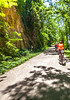 Cyclist(s) on Katy Trail, Rocheport to MKT turnoff for Columbia - C2-A-0285 - 72 ppi-2