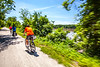 Cyclist(s) on Katy Trail, Rocheport to MKT turnoff for Columbia - C2-A-0299 - 72 ppi
