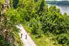 Cyclist(s) on Missouri's Katy Trail near Rocheport - C3-0031 - 72 ppi