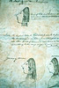 Lewis & Clark Journal page - 1 - courtesy of MO Historical Soc  - 72 ppi
