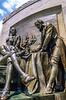 Louisiana Purchase Treaty signing statue at Missouri state Capital - 8 - 72 ppi
