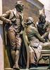 Louisiana Purchase Treaty signing statue at Missouri state Capital - 2 - 72 ppi