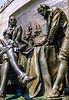 Louisiana Purchase Treaty signing statue at Missouri state Capital - 3 - 72 ppi