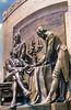 Louisiana Purchase Treaty signing statue at Missouri state Capital - 6 - 72 ppi