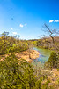 Meramec River from bluffs at Onondaga Cave State Park, MO - C3-0015 - 72 ppi