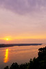 Mississippi River at dawn - Hannibal, Missouri - 2 - 72 ppi