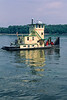 Towboat on the Mississippi near Hannibal, Missouri - 3 - 72 ppi