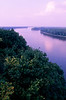 Mississippi River at dawn - Hannibal, Missouri - 4 - 72 ppi