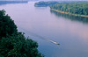 Mississippi River at dawn - Hannibal, Missouri - 7 - 72 ppi