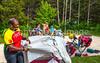 ACA - TransAm - Farmington to Johnson's Shut-Ins - C2-0285 - setting up camp at Johnson's Shut-Ins - 72 ppi