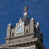 Another detail of the clock tower.