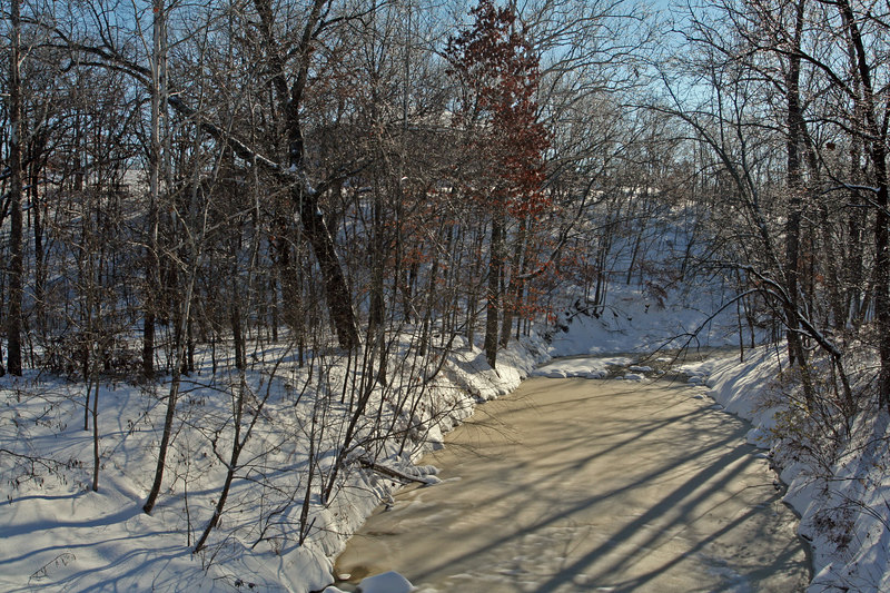 Another picture of Grindstone Creek
